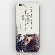 tilly. iPhone & iPod Skin