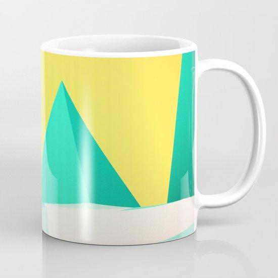 {W} Mug