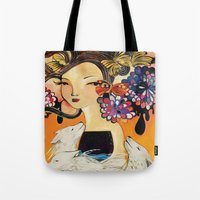 3 Wishes Tote Bag