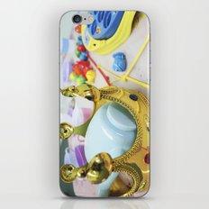 Crown iPhone & iPod Skin