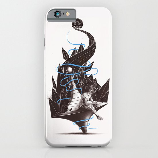 Trying To Find A Balance iPhone & iPod Case