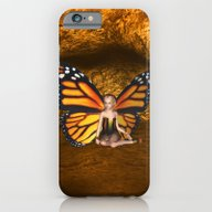 Cave Dweller Butterfly F… iPhone 6 Slim Case