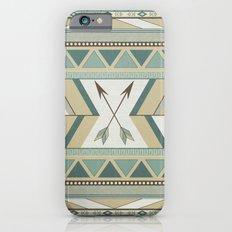 Aztec Pattern Arrows Slim Case iPhone 6s