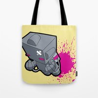 Space Cadet! Tote Bag