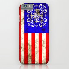 An American flag Slim Case iPhone 6s
