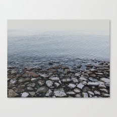 To Shore Canvas Print