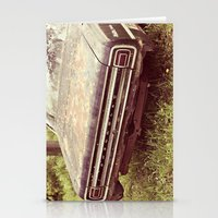 Chevrolet Stationery Cards