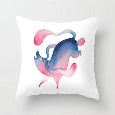 Critter I Throw Pillow
