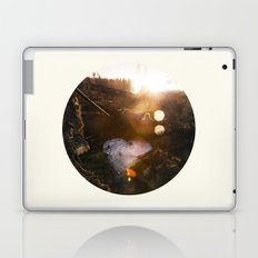 Frozen Puddle Laptop & iPad Skin