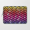 Rock Down To Electric Avenue. Laptop Sleeve