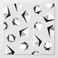 Origami #5 Canvas Print