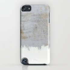 Painting on Raw Concrete iPod touch Slim Case