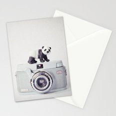 The Panda and The Ikonette Stationery Cards