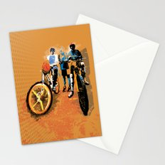 3 musketeers Stationery Cards