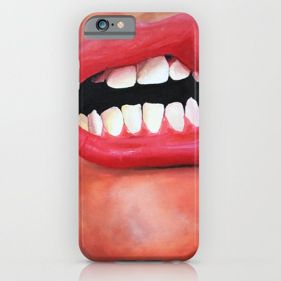 Oral Fixation 1.3 iPhone & iPod Case