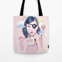 Kiko Tote Bag