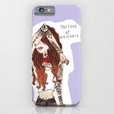 tattoos of memories iPhone 6 Slim Case