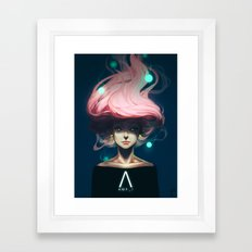 AMP_I Framed Art Print