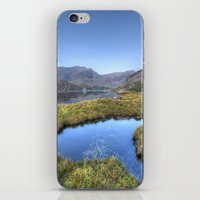 Ogwen's Pond iPhone & iPod Skin