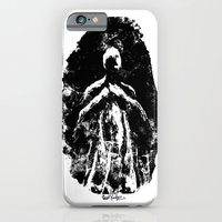 iPhone & iPod Case featuring Ghost by Art is Vast