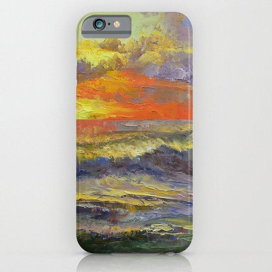 California Dreaming iPhone & iPod Case
