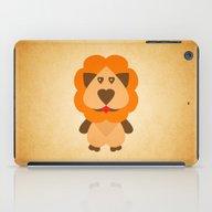 Lion Heart iPad Case