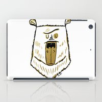 The Golden Bear iPad Case