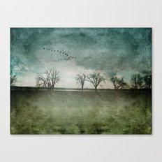Onondaga Lake Park - Susan Weller Canvas Print