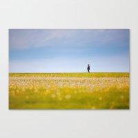 Sometimes We All Walk Al… Canvas Print