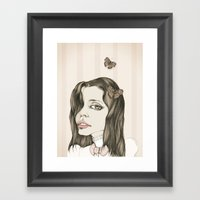 Leticia Dolera Framed Art Print