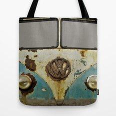 VW Rusty Tote Bag