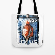 MOONLIGHT DIVE Tote Bag
