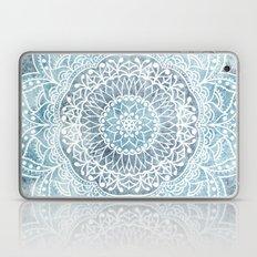 DEEP BLUE MANDALA Laptop & iPad Skin