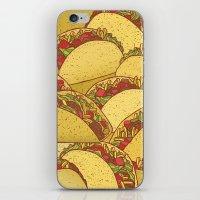 Tacos iPhone & iPod Skin