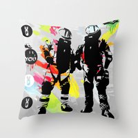 EOD Masters Throw Pillow