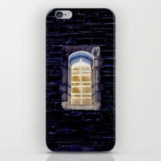 Keep One Eye Open at Night iPhone & iPod Skin
