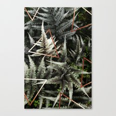 Fern + Copper #society6 #decor #buyart Canvas Print