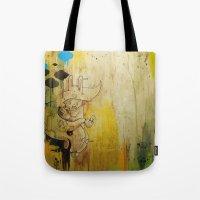 Hasenfusz / Rabbitfoot Tote Bag