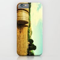 iPhone Cases featuring Landscape_05 by JS.Rnrznzl