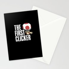 The First Clicker Stationery Cards