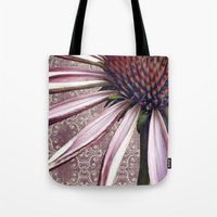 Coneflower Chic Tote Bag