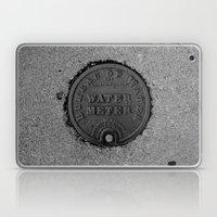 Water Meter Laptop & iPad Skin