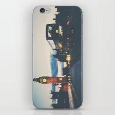 the night bus ...  iPhone & iPod Skin