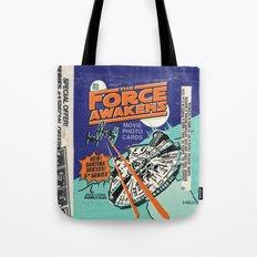 Twin Sun Battle - WaxPac… Tote Bag
