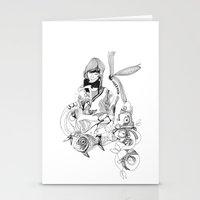 Aquarium Stationery Cards