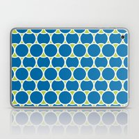 Modern Circles Laptop & iPad Skin