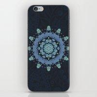 Pastel Paisley Kaleidosc… iPhone & iPod Skin
