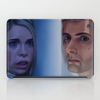 A different universe - Doctor Who iPad Case