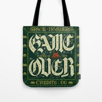 GAME OVER! Tote Bag
