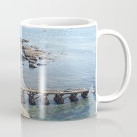 Lifeboat Station, Cornwa… Mug